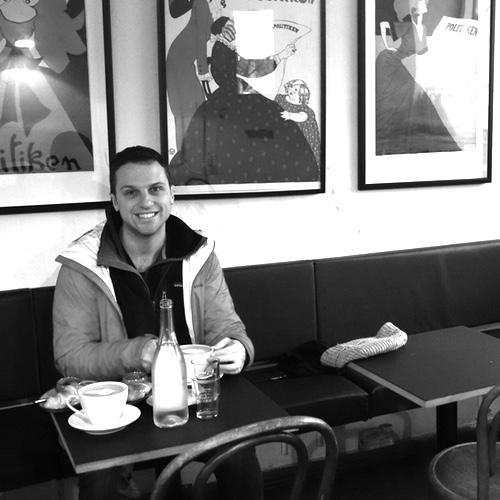 Christianhavn Coffee Shop