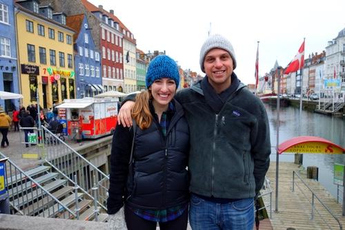 Us in Nyhavn