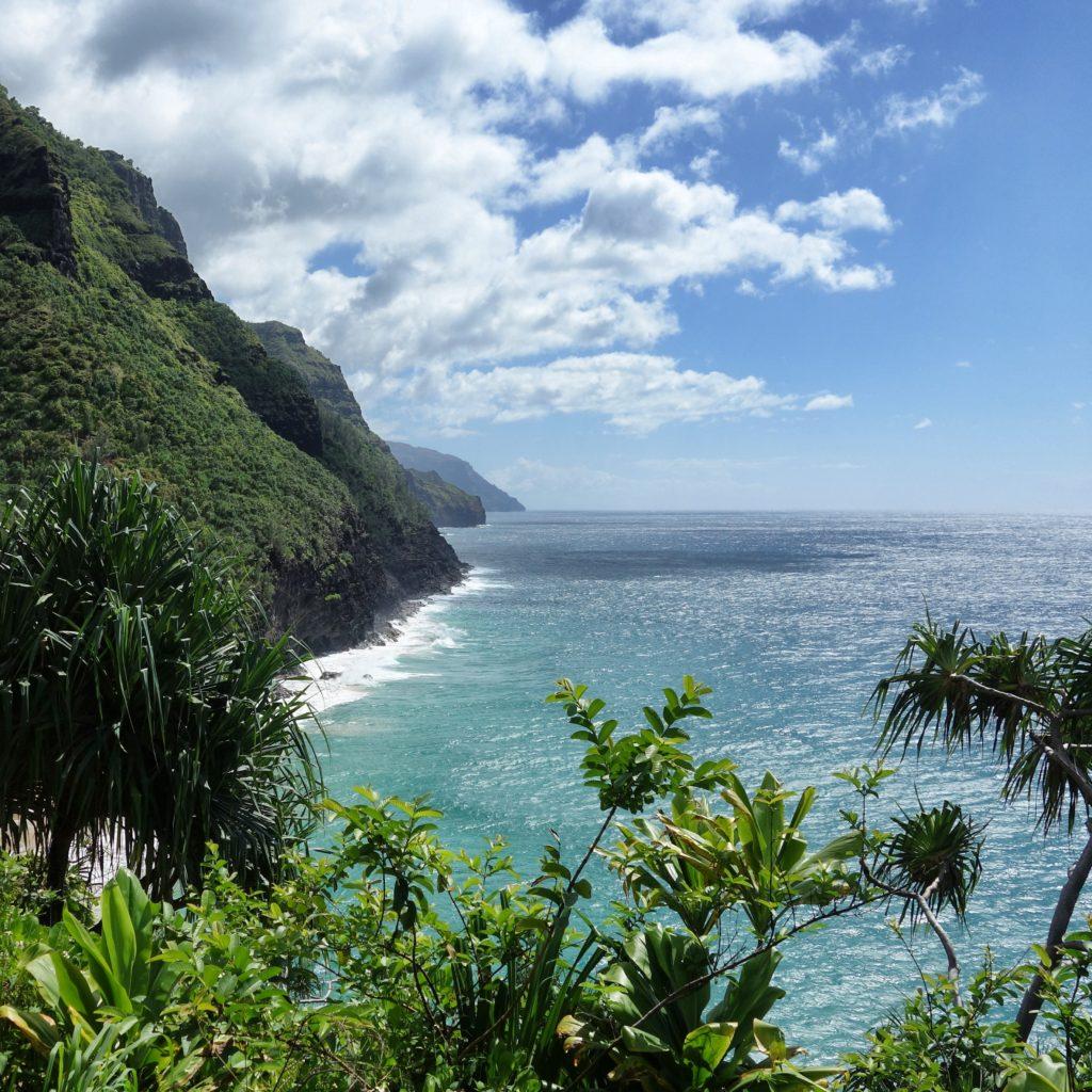 Hanakapi'ai coastline