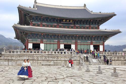 Gyeongbokgung 4