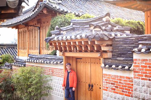 Bukchon hanok village 3