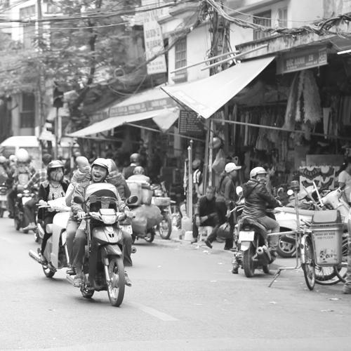 Streets of Hanoi 1
